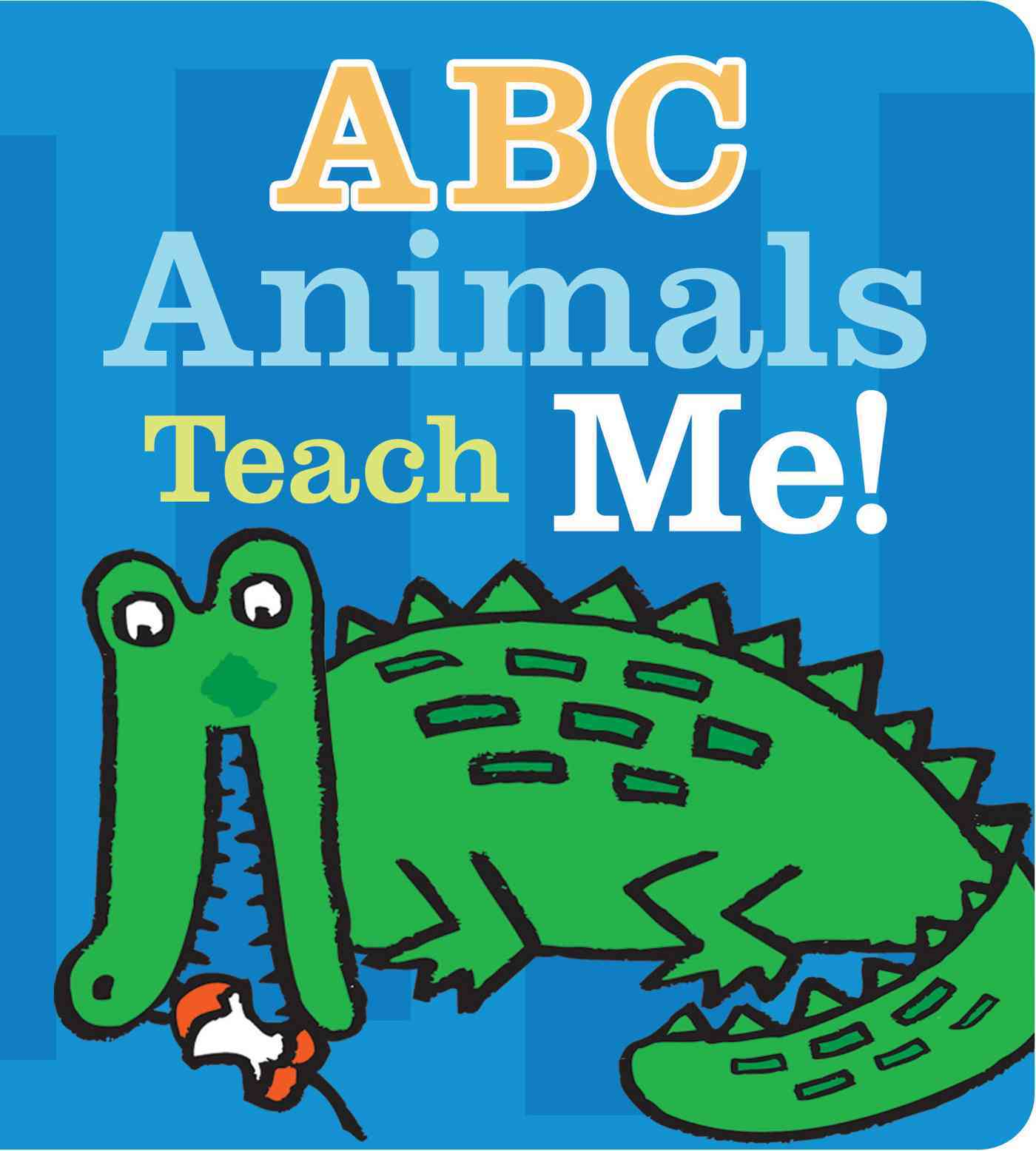 A B C Animals Teach Me! By Maureen, Roffey (ILT)